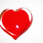 mucho amor de todo corazón