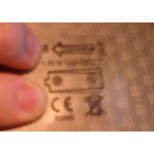 Battery Sheet