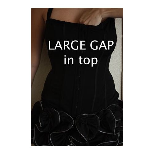 Large Gap in Top