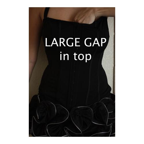 Large Gap in Top