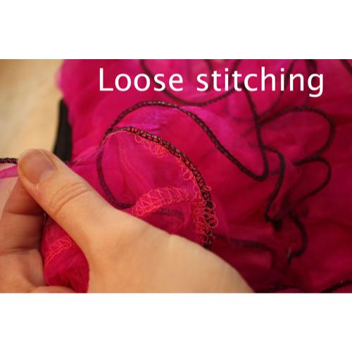 Loose Stitching