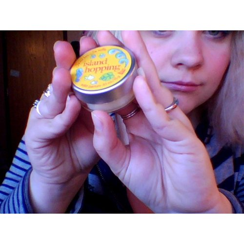 Parfum Jar
