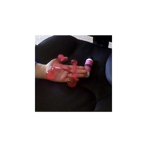 Hand massager and Lotion