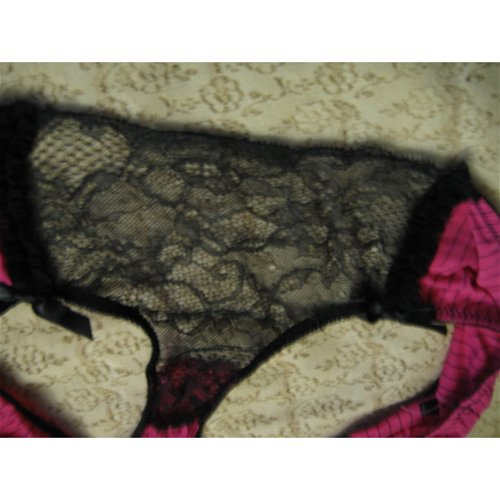 front lace panel