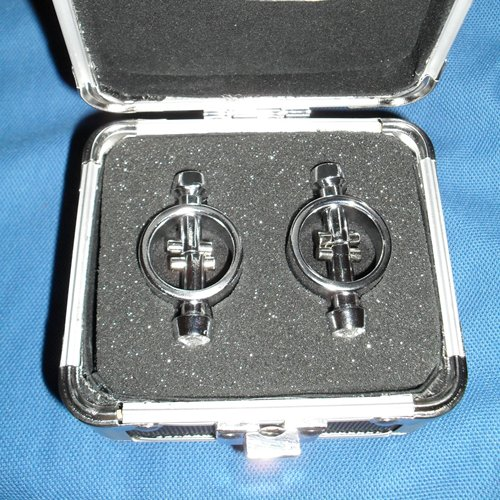 Open Clamp Box