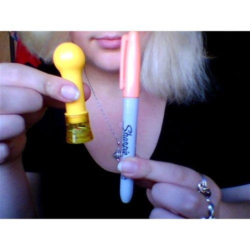 Blaster VS Pen