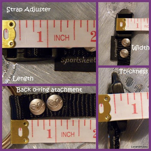 size of adjuster