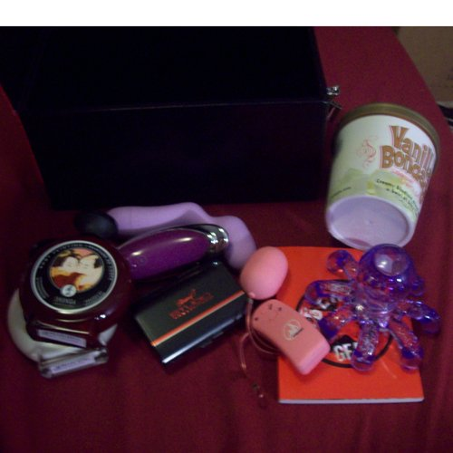 The Devine Toy Box Stash