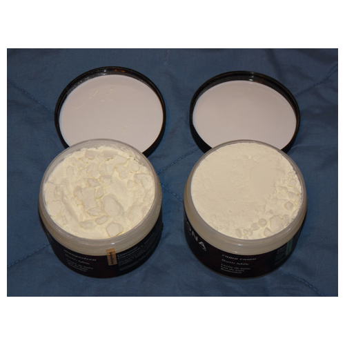 Mangosteen and Camu Camu Bath Milk lumps