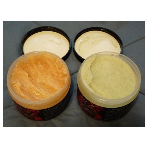 Mangosteen and Camu Camu Body Polish