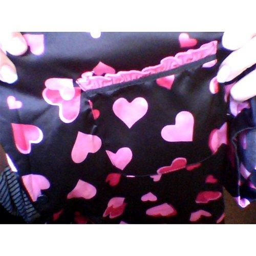 Heart PJ Pocket