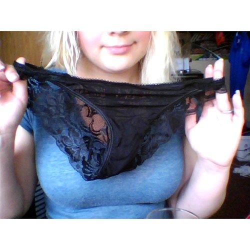 Baci Panties Front