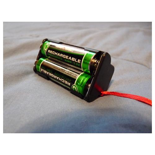 Battery sled w/ribbon