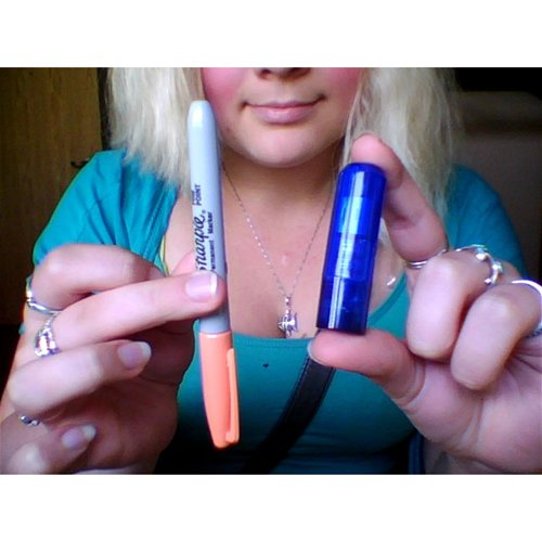 Ammunition VS Pen