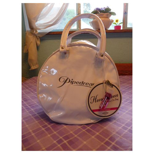 Front of bag