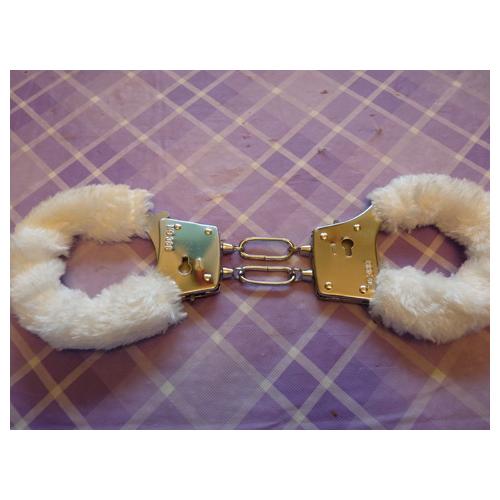 Fuzzy cuffs 2