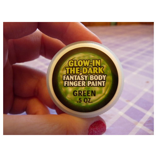 GITD Fantasy Body Finger Pain