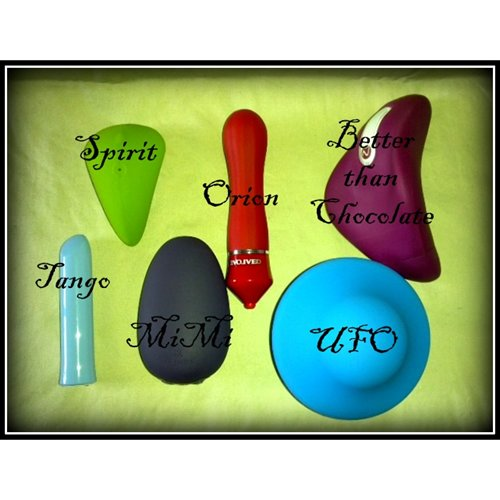 Leaf Spirit- clit vibrator comparisons