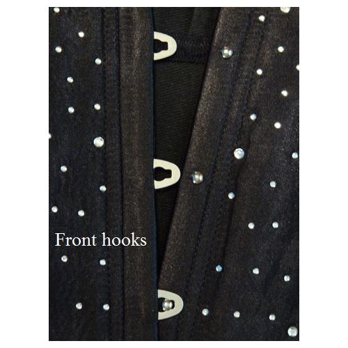 Front hooks