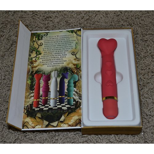 inside packaging