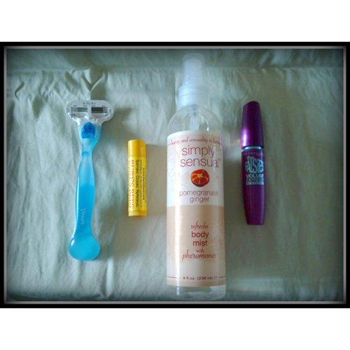 Body Spray Comparison