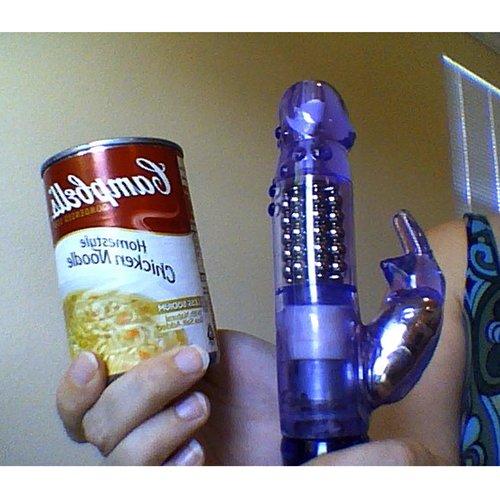 Jack Rabbit soup can