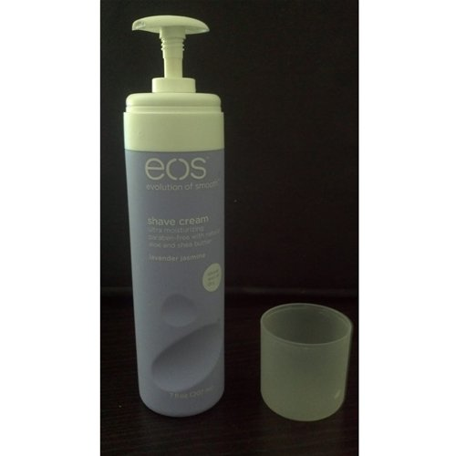 EOS Shave Cream Bottle