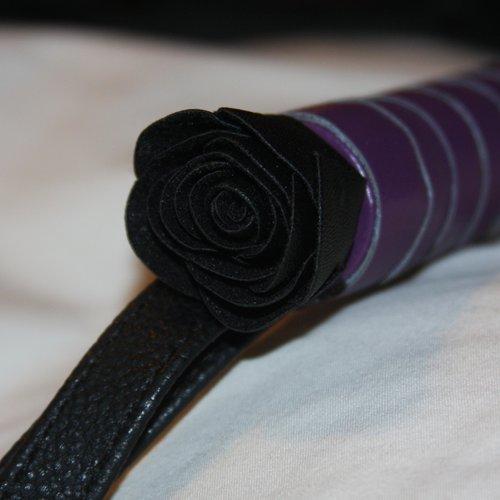 Rose on handle