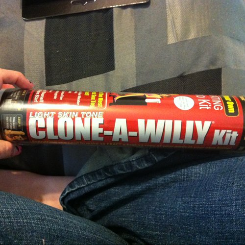clone a willy kit