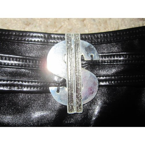 Dollar Sign on Panties