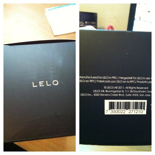 lelo box top bottom