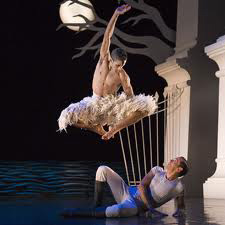 Matthew Bourne's Swan Lake 2