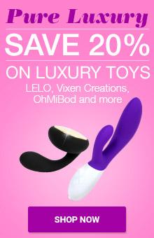 Save 20% - Luxury Toys
