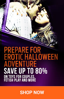 Save Up To 80% On Toys For Couples, Fetish Play And More