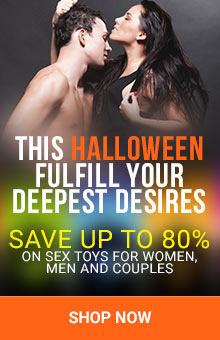 Save Up To 80% On Toys For Women, Men And Couples