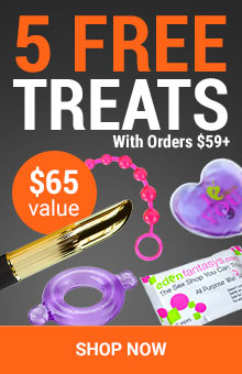 FREE 5 Treats With Orders $59+