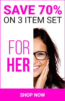 Save 70% On 3 Item Set For Women