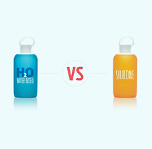 Water-based Vs. Silicone Lubes