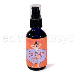 Sex oil - Sex chakra oil