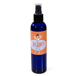 Sex oil - Sex chakra spritzer