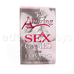 Sex Game - 52 alluring sex games for lovers