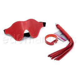 Bondage Kit - Red rendezvous kit