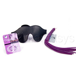 Bondage Kit - Purple passion kit