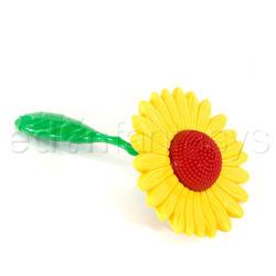 Massager - Flower power (Yellow / Violet)