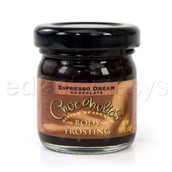 Edible treats - Body frosting (Espresso)