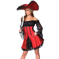 Costume - Pirate wench (SM)
