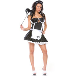 Costume - Retro french maid (SM)