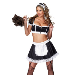 Costume - Upstairs maid (ML)