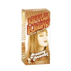 Drop - Nipple lick'ems (Coconut)