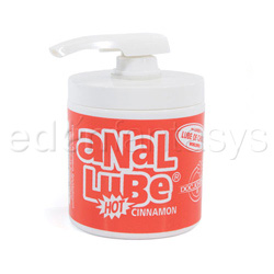 Lubricant - Anal lube (Cinnamon)